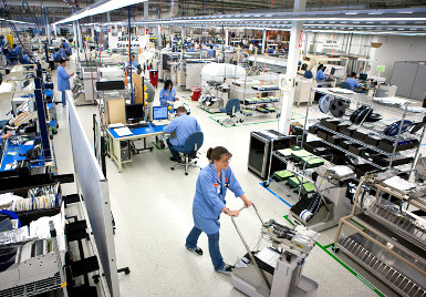Performing Manufacturing Operations Image